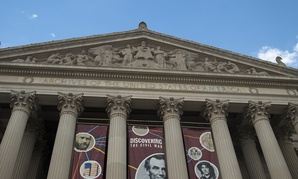The National Archives museum is in Washington, D.C.