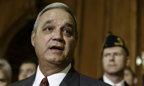 """Rep. Jeff Miller, R-Fla., said the bill is in """"no way meant to disparage the hardworking employees who go to work every day and do the right thing."""""""