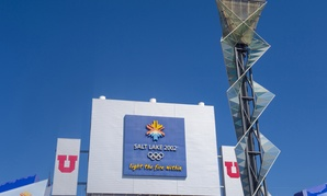 Salt Lake City's  Rice-Eccles Stadium hosted Olympic events in 2002.