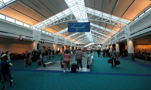 The carpeting at Portland International Airport has been a focus of local obsession, but Portland is also dealing with bigger issues.