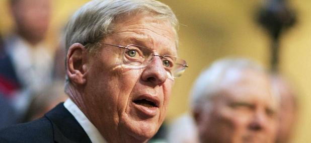 Sen. Johnny Isakson, R-Ga., sponsored the Senate bill.