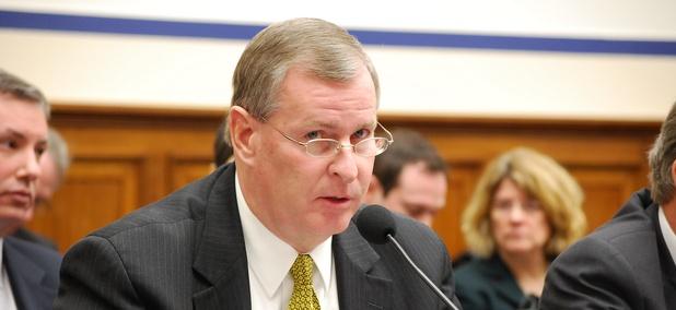 Indianapolis Mayor Greg Ballard