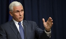 Indiana Gov. Mike Pence signed the controversial legislation last week.