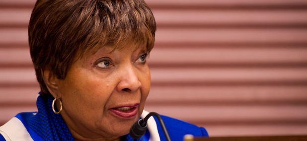 Rep. Eddie Bernice Johnson, D-Texas, said the evidence against Zinser is overwhelming.