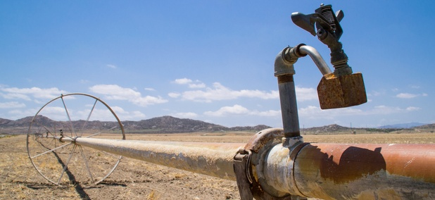 California Gov. Jerry Brown has announced mandatory statewide water usage reductions.