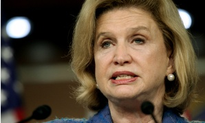 Rep. Carolyn Maloney, D-N.Y., has been fighting for paid parental leave for 15 years.