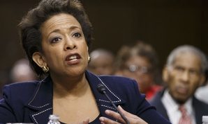 Lawmakers are getting closer to a deal on human-trafficking, the first domino in a row that would allow the Senate to take up the Lynch nomination later in the week.