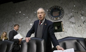 Senate Judiciary Committee Chairman Sen. Charles Grassley, R-Iowa, on Capitol Hill in January.