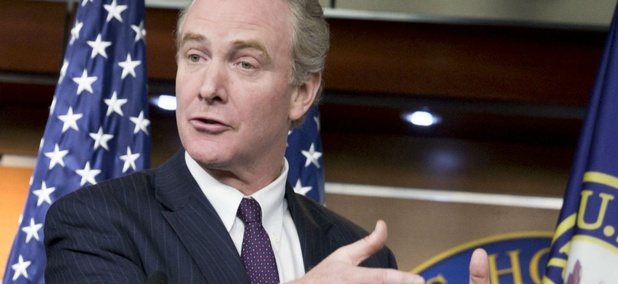 """""""Ultimately the president will not allow Republican leadership to get away with these games,"""" said Rep. Chris Van Hollen, D-Md."""