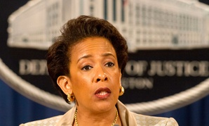 Lynch announced the investigation in DC Friday.