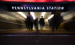 Pennsylvania Station in New York City