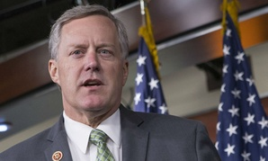 Rep. Mark Meadows, R-N.C., convened the markup.