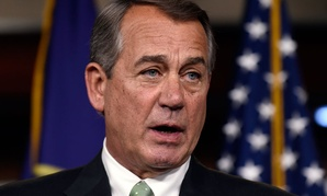 Speaker of the House John Boehner, R-Ohio