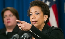 Loretta Lynch's Justice Department unsealed a 47-count indictment Wednesday morning.