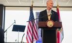 Gov. Rick Scott speaks on National Prayer Day in Tallahassee