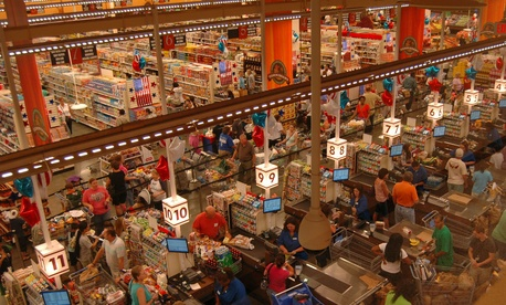 Some wage-grade workers, like commissary employees, are facing pay cuts.