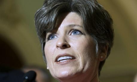 Sen. Joni Ernst, R-Iowa, is the chief sponsor.