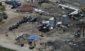 The Chemical Safety Board was involved in the investigation of the April 2013 explosion of a fertilizer plant in West, Texas.