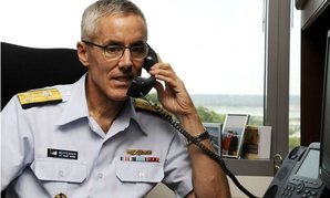Nominee Vice Adm. Peter Neffenger has served with the Coast Guard since 1982.