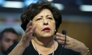 OPM Director Katherine Archuleta testified on Capitol Hill Tuesday.