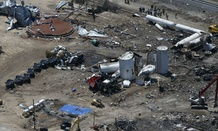 The Chemical Safety Board investigates accidents like the 2013 fertilizer plant explosion in West, Texas.