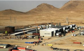 The Tarakhil Power Plant outside Kabul, Afghanistan.