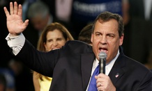 Christie announces his bid for the presidency in Livingston, N.J.