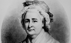 Martha Washington appeared on currency in the 19th century.