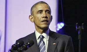 Obama spoke at the NAACP's annual Convention at the Philadelphia Convention Center Tuesday.