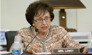 Rep. Nita Lowey, D-N.Y., ranking member of the House Appropriations Committee, called on House Speaker John Boehner, R-Ohio, and Sen. Mitch McConnell, R-Ky., to appoint a bipartisan commission to negotiate an agreement to fund agencies past September.