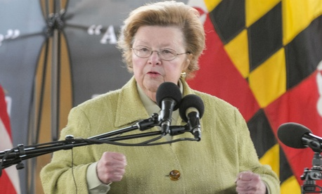Sen. Barbara Mikulski, D-Md., introduced the measure to boost services.