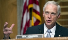 "Sen. Ron Johnson, R-Wis., said he would like ""to learn why this half-billion-dollar project was greenlighted even though a more cost-effective alternative was available."""
