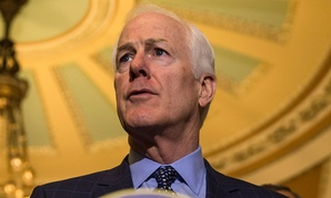 """I'm sad to say I don't think that's going to happen,"" Majority Whip John Cornyn said Tuesday about a vote on the CISA bill. ""I think we're just running out of time."""