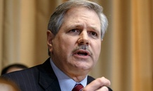 Sen. John Hoeven, a Republican from North Dakota, is working on a bill but says he has to figure out how to write it to attract a Democratic cosponsor.