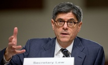 Treasury Secretary Jacob Lew