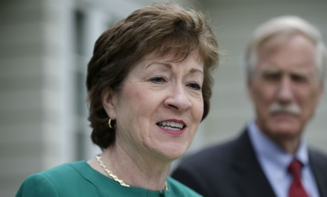 """""""It's deeply disturbing that the administration continues to drag its feet on filling the inspector-general position at the VA,"""" said Sen. Susan Collins, R-Maine."""
