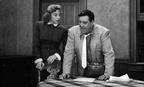 NASA taps one of America's most famous TV couples, Ralph and Alice Kramden (Jackie Gleason and Audrey Meadows).