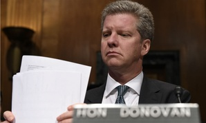 OMB Director Shaun Donovan testified before the Senate Budget Committee in February.
