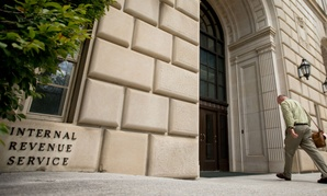 The Internal Revenue Service Building, Wednesday, Aug. 19, 2015, in Washington.