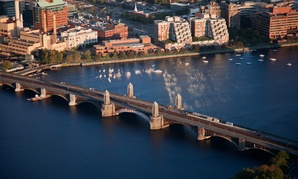 Repairs to the aging Longfellow Bridge are expected to continue into 2018.