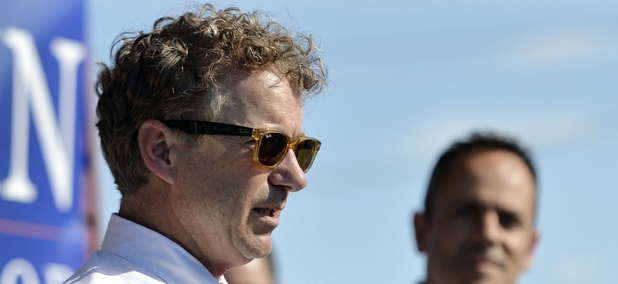 GOP presidential contender Sen. Rand Paul, R-Ky., doesn't want to go after affair-seeking married feds.