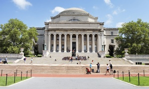 Obama received his undergraduate degree from Columbia in 1983.