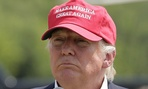 """A good hat with a good slogan adds up to """"good candidate. """""""