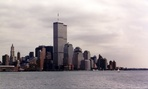 The World Trade Center, as seen in 1999.