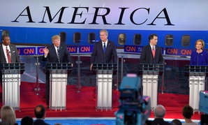 So many candidates.