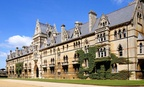 Oxford is located in Oxfordshire, UK.