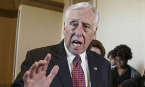 "Rep. Steny Hoyer, D-Md., said he was proud to ""demand that we get on a rational, workable policy"" to replace sequestration."