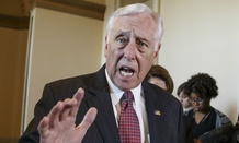 """Rep. Steny Hoyer, D-Md., said he was proud to """"demand that we get on a rational, workable policy"""" to replace sequestration."""