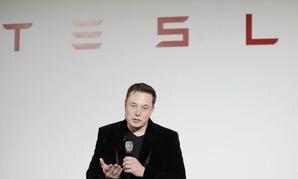 Elon Musk, CEO of Tesla Motors Inc.