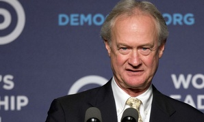 Chafee ad­voc­ated for a more gentle United States.